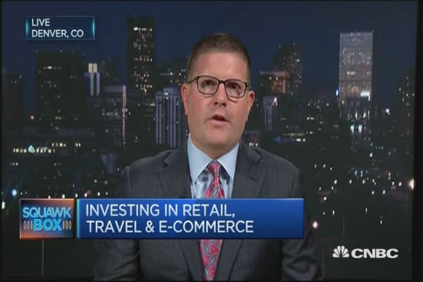 Investing in retail, travel and E-commerce