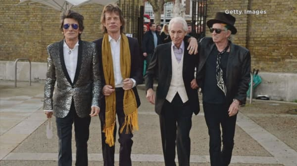 Rolling Stones wants Trump to stop using thier songs