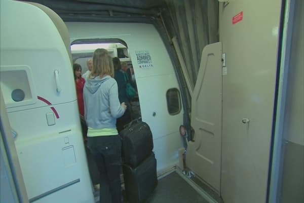 Air rage worse on certain planes