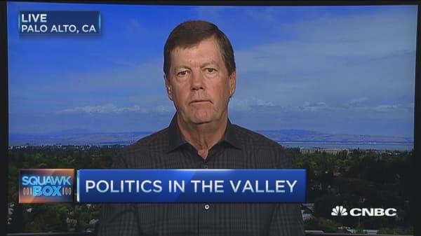 Trump vs. Clinton? Doesn't matter in California: CEO