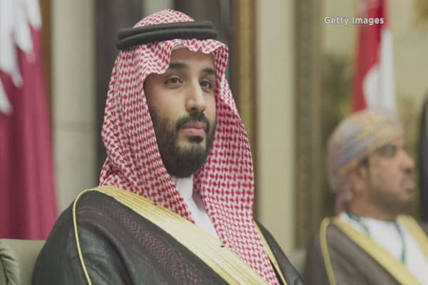 Saudi Prince faces criticism for economic plans