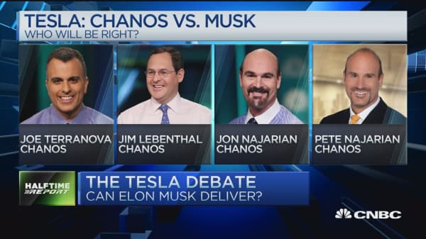 Tesla production promise in question