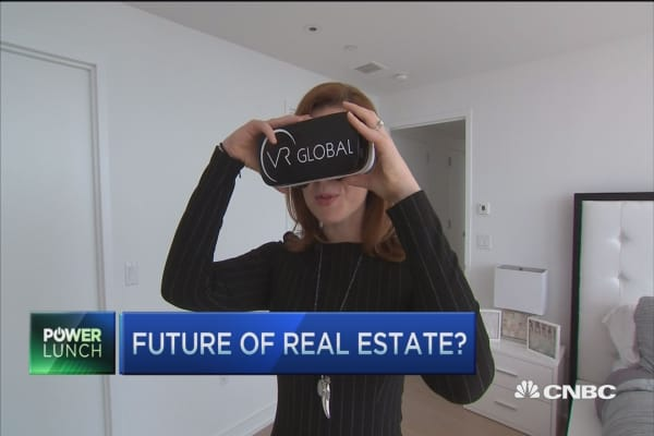 Virtual real estate?