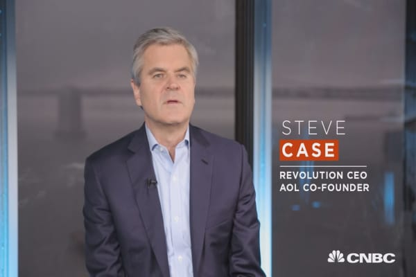 Steve Case: Forget too big to fail, banks are too big to innovate