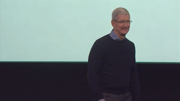 Tim Cook to meet with Chinese government: Report