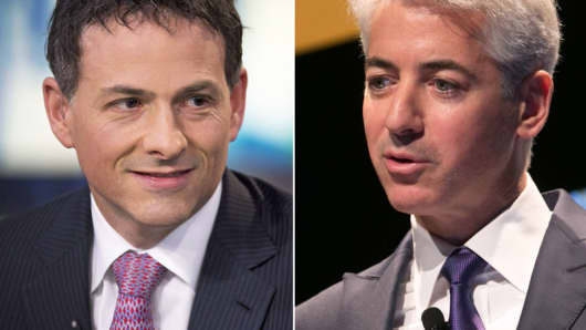 David Einhorn and Bill Ackman