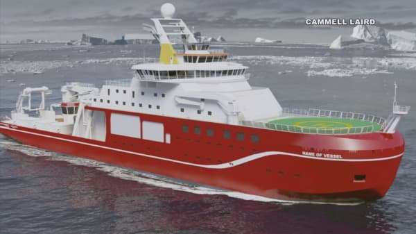 UK's Royal Research Ship could have been called 'Boaty McBoatface'