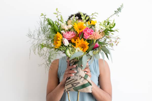 there's a dark side to mother's day flowers and this business, Beautiful flower