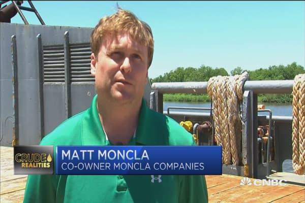 Louisiana drillers face major cuts