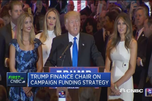 Trump's appeal: Mnuchin