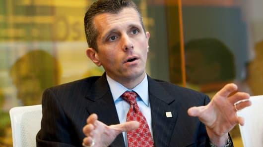David Cordani, CEO of Cigna