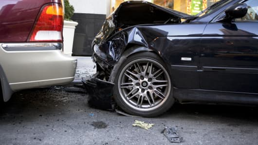 Car crash, crash, market