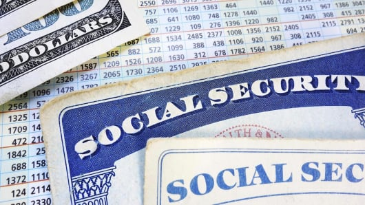 Social Security conundrum