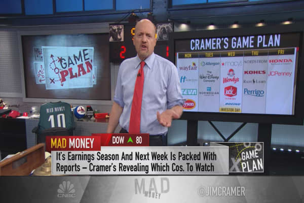 Cramer's game plan: Retail value traps to avoid next week