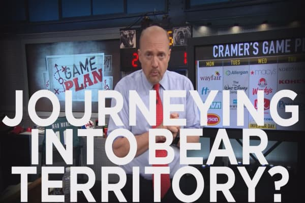 Cramer Remix: Warning! Slippery road ahead for these stocks