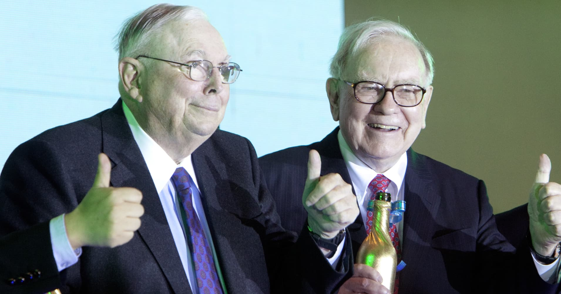 Warren Buffett and Charlie Munger: The Omaha ties that bind