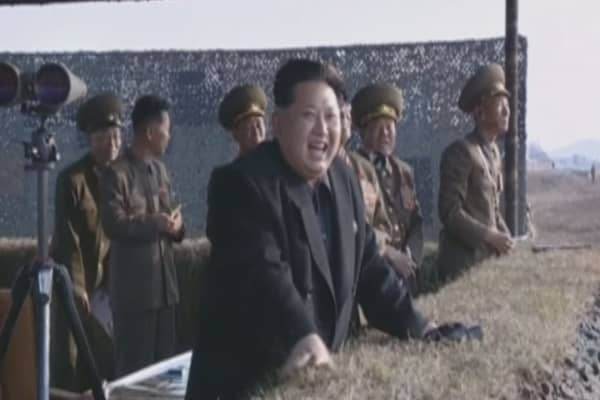 North Korea congress agrees to strengthen nuclear weapons capability