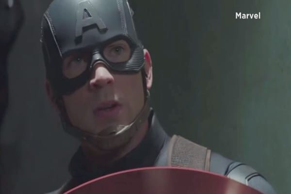 'Captain America: Civil War' scores $182M opening weekend