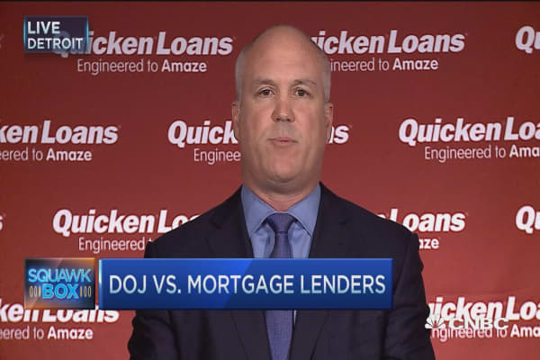 Quicken Loans says 'no' to DOJ deal: CEO