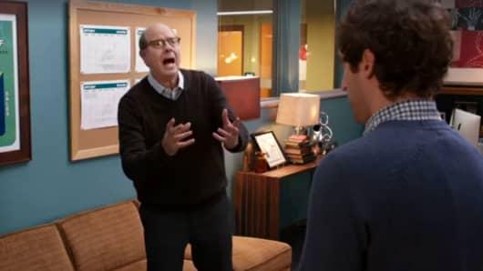 "A scene from ""Silicon Valley,"" season 3, episode 3."