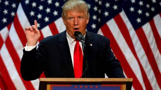 Republican U.S. presidential candidate Donald Trump