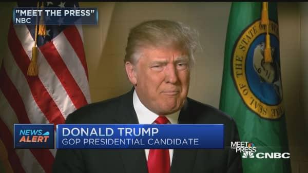 Trump names Christie transition team Chairman