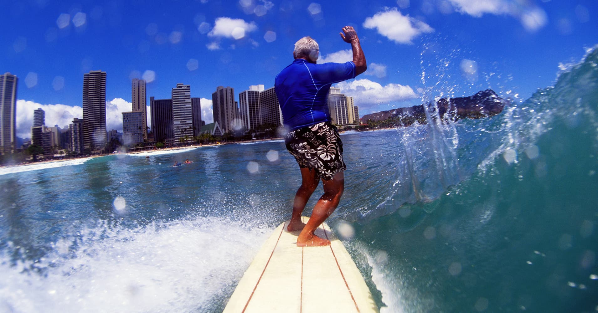 Retirement travel trends Hawaii