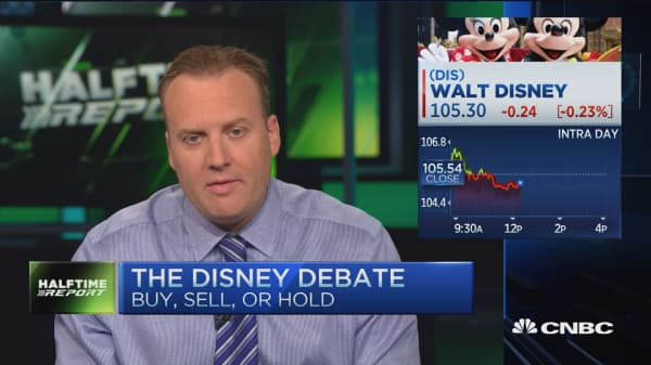 Disney has best 5-year outlook: Trader