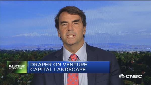 Tim Draper's tech outlook