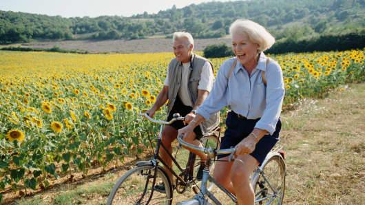 Retirement Travel Trends France