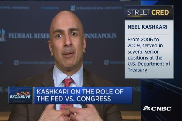 Kashkari: Focus on more than just the Fed
