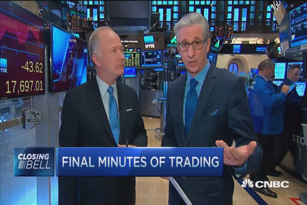 Pisani: Rough day for commodity markets