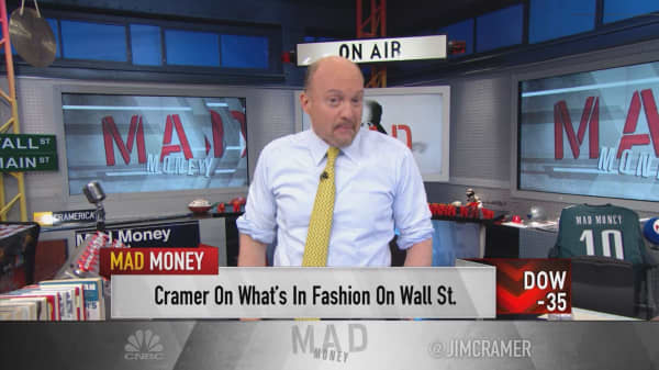 Cramer: Don't get carried away—this market has 'no conviction whatsoever'