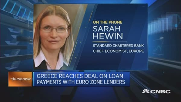 EU finance ministers to meet for more debt relief talks