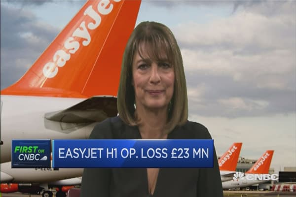 We are growing by 8% a year: easyJet CEO