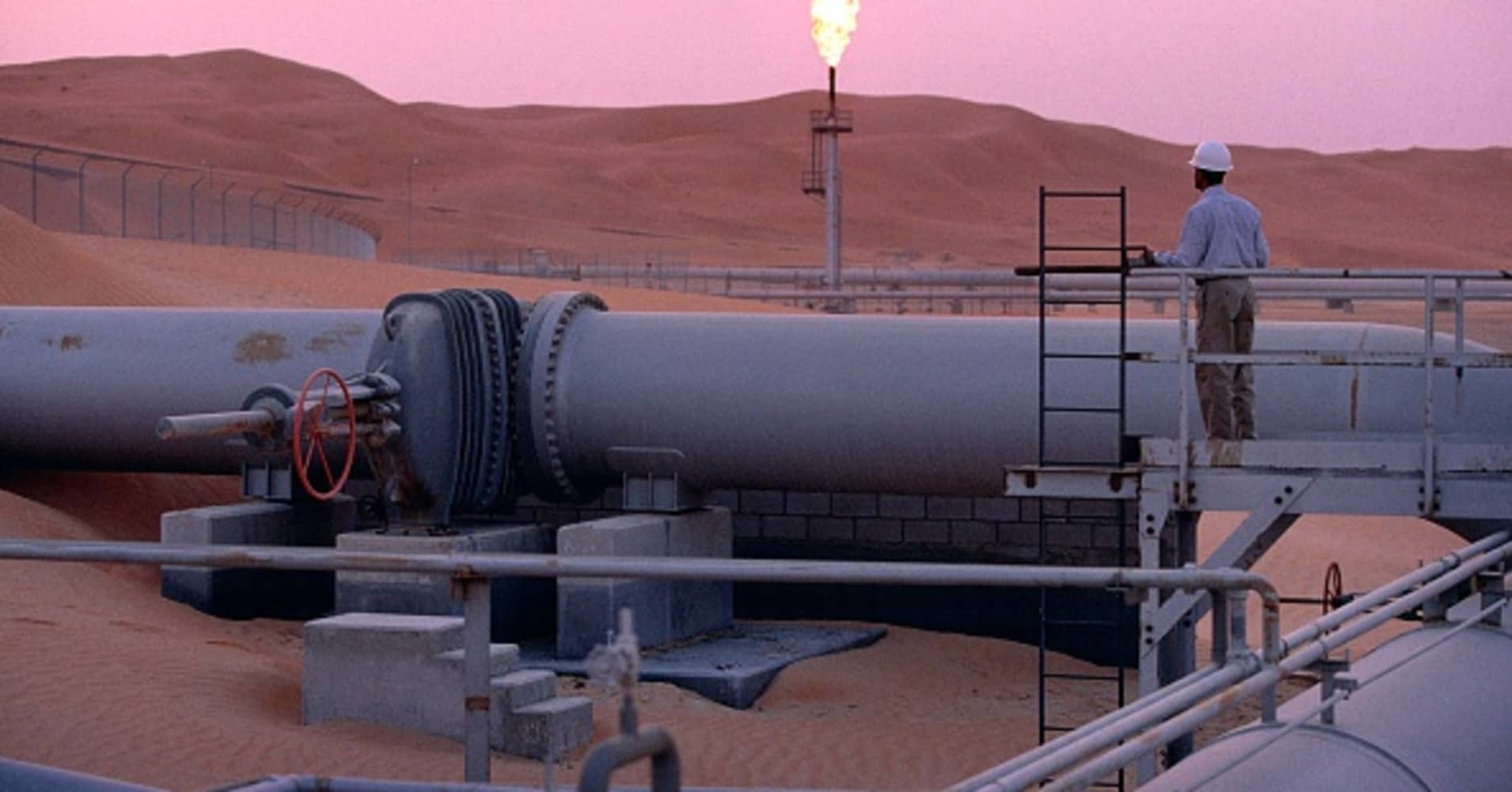 How saudi arabias 2t oil company plans on being a world beater malvernweather Choice Image