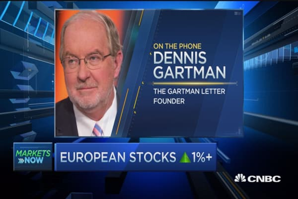 WTI likely moves to premium over Brent: Gartman