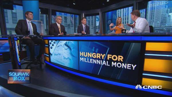 ETF targets millennials