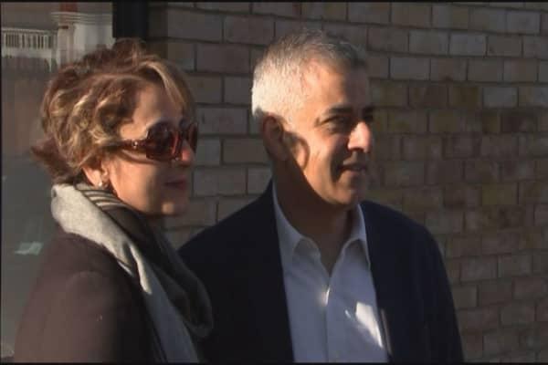 London's new mayor already taking on Donald Trump