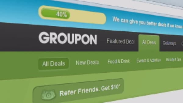 Groupon sues IBM over patent