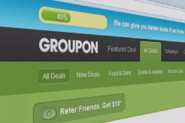 Groupon sues IBM over patent