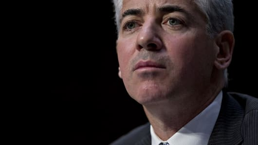 Bill Ackman, founder and chief executive officer of Pershing Square Capital Management LP