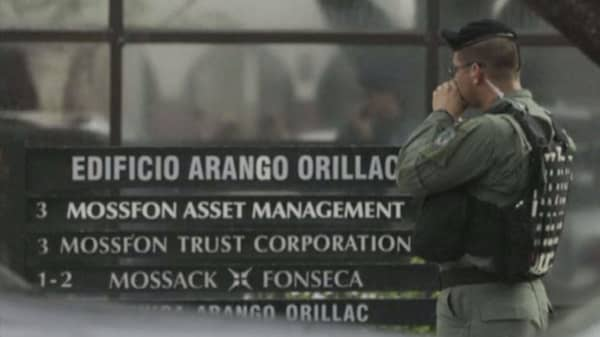 Americans named in Panama Papers