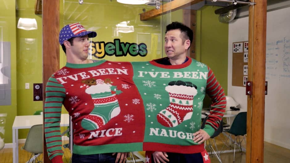 How Ugly Sweaters Led To Pretty Sales