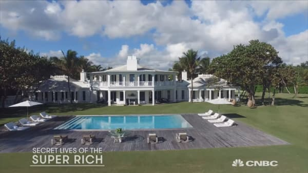 Celine dion's $45,000,000 island oasis, part 1