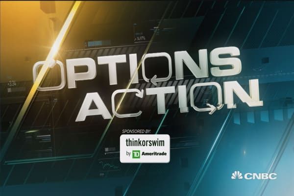 Options Action: Retail on tap