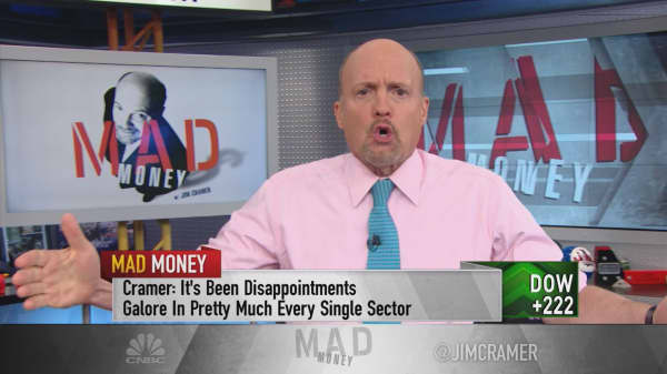 Cramer: Why this is a huge week for big money on Wall Street