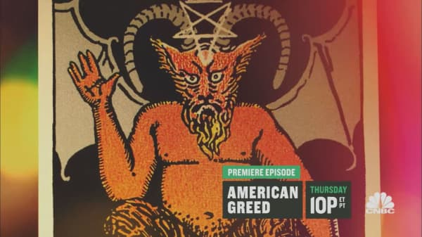 American Greed: Next Episode - Psychic Fiend's Network