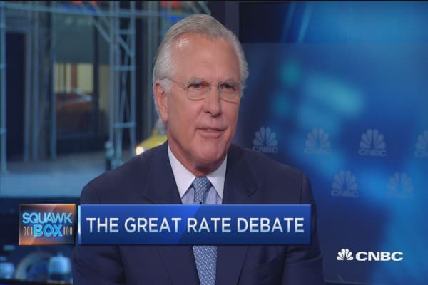 I worry most about insurance: Richard Fisher