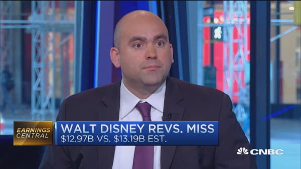 How Disney can recapture its magic...